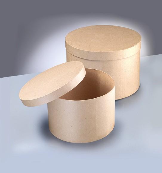 Papp Art Set BOXEN HUTSCHACHTEL-SET 2 Stk