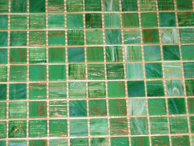 2x2 mosaik goldensilk gr n 210 stk gsl550 ebay - Mosaik fliesen grun ...