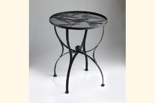 mosaik tisch rund durchmesser 60 cm mosaiktisch. Black Bedroom Furniture Sets. Home Design Ideas