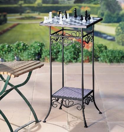 tisch 2stufig quadratisch f mosaiksteine tischrohling. Black Bedroom Furniture Sets. Home Design Ideas
