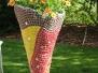 4 Gartenobjekte