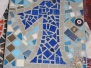 6 Mosaik Hausnummer