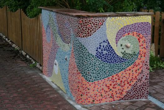 Mosaik mosaiksteine glasmosaik glasnuggets mosaic bastelmaxi shop - Wand mit mosaik gestalten ...